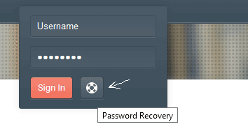 password recoveery