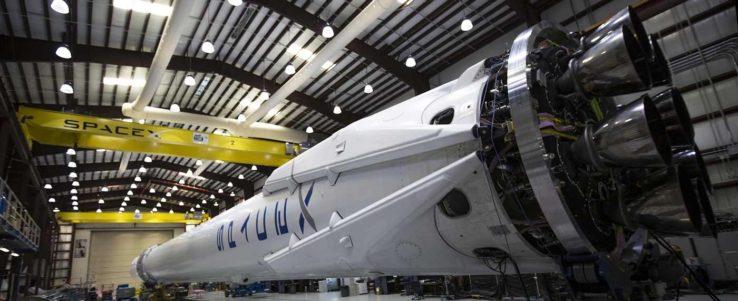 space-x ракета