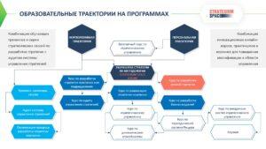 образовательная траектория пример онлайн-школа Strategium