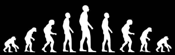 эволюция человека и компаний
