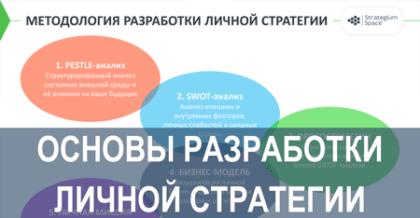 бесплатный курс по личной стратегии